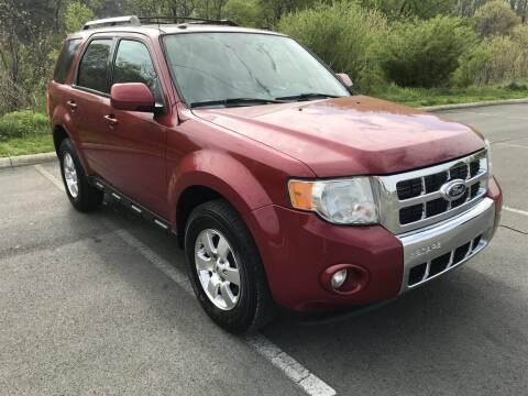 2010 Ford Escape for sale at J & D Auto Sales in Dalton GA