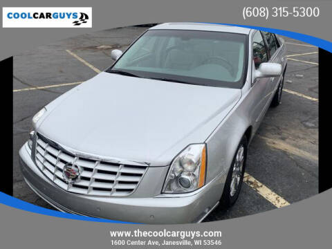 2011 Cadillac DTS for sale at Cool Car Guys in Janesville WI