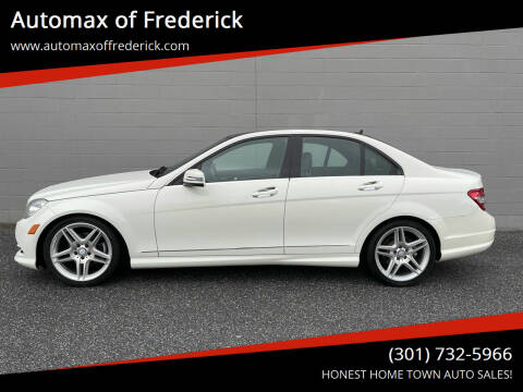 2011 Mercedes-Benz C-Class for sale at Automax of Frederick in Frederick MD