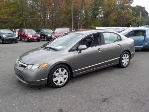 2006 Honda Civic for sale at United Auto Land in Woodbury NJ