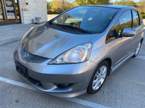 2009 Honda Fit for sale at Ted's Auto Corporation in Richardson TX