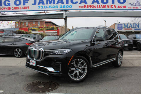 2020 BMW X7 for sale at MIKEY AUTO INC in Hollis NY