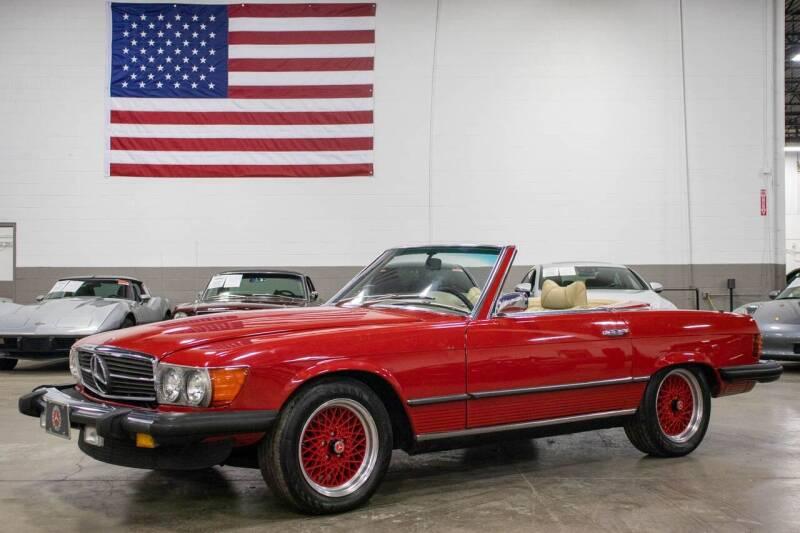 1976 Mercedes-Benz 450 SL for sale in Grand Rapids, MI