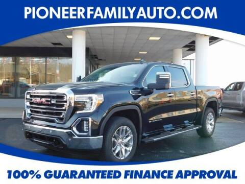 2021 GMC Sierra 1500 for sale at Pioneer Family auto in Marietta OH