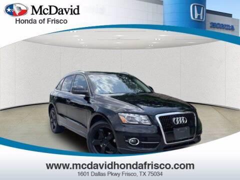 2011 Audi Q5 for sale at DAVID McDAVID HONDA OF IRVING in Irving TX