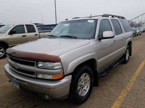 2004 Chevrolet Suburban for sale at Affordable 4 All Auto Sales in Elk River MN
