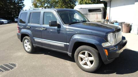 2008 Jeep Liberty for sale at QUALITY AUTO SALES OF NEW YORK in Medford NY