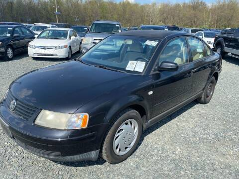 2001 Volkswagen Passat for sale at MFT Auction in Lodi NJ