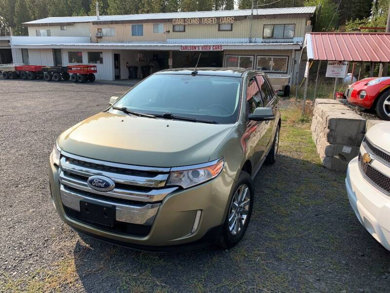 2013 Ford Edge for sale at CARLSON'S USED CARS in Troy ID