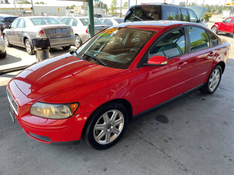 2006 Volvo S40 for sale at Low Auto Sales in Sedro Woolley WA