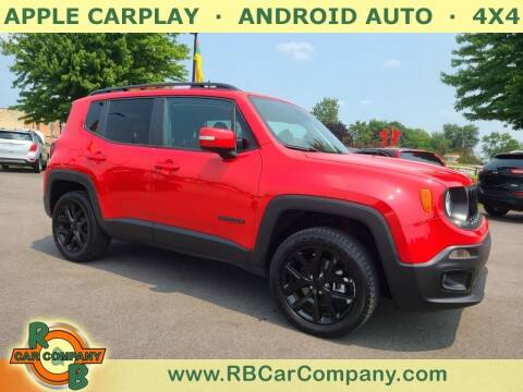 2018 Jeep Renegade for sale at R & B Car Company in South Bend IN