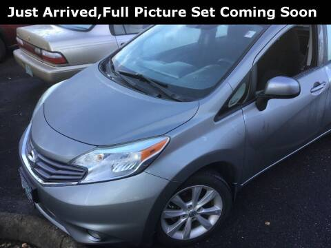 2014 Nissan Versa Note for sale at Royal Moore Custom Finance in Hillsboro OR