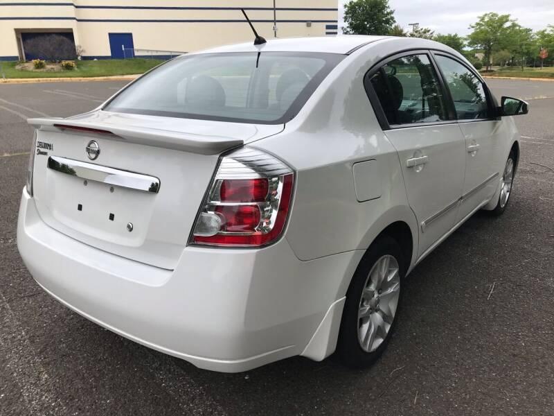 2012 Nissan Sentra 2.0 S 4dr Sedan - Westampton NJ