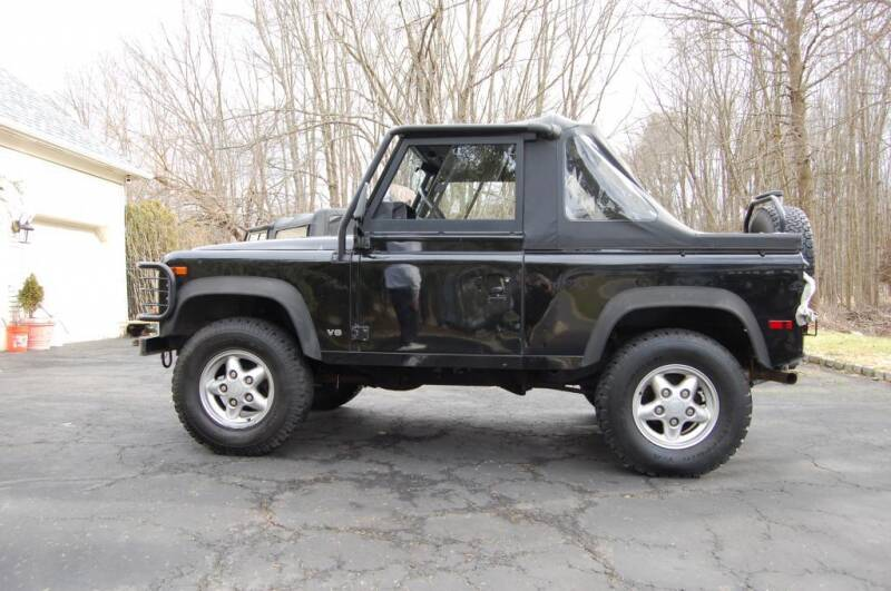 1995 Land Rover Defender for sale at New Hope Auto Sales in New Hope PA