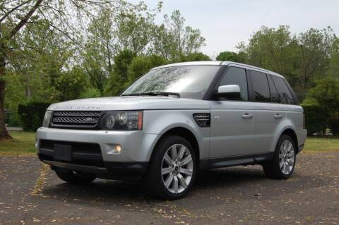 2012 Land Rover Range Rover Sport for sale at New Hope Auto Sales in New Hope PA