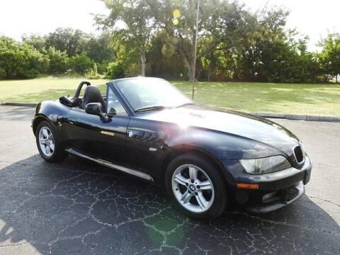 2001 BMW Z3 for sale at SUPER DEAL MOTORS in Hollywood FL