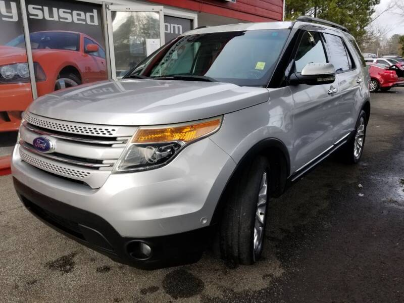 2011 Ford Explorer for sale at Jays Used Car LLC in Tucker GA