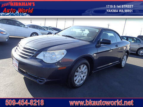 2008 Chrysler Sebring for sale at Bruce Kirkham Auto World in Yakima WA