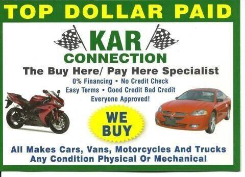 2016 Chrysler Town and Country for sale at Kar Connection in Little Ferry NJ
