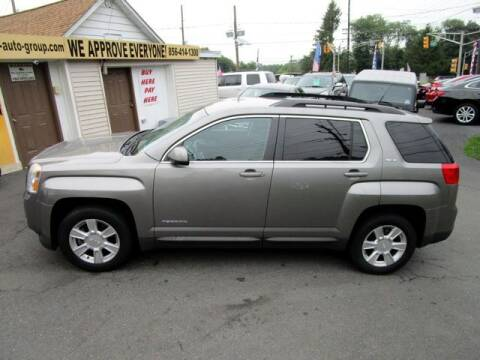 2012 GMC Terrain for sale at American Auto Group Now in Maple Shade NJ