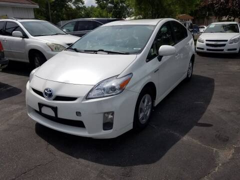 2011 Toyota Prius for sale at Nonstop Motors in Indianapolis IN