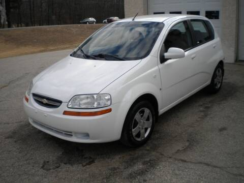 2008 Chevrolet Aveo for sale at Route 111 Auto Sales in Hampstead NH