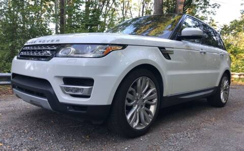 2016 Land Rover Range Rover Sport for sale at Maharaja Motors in Seattle WA