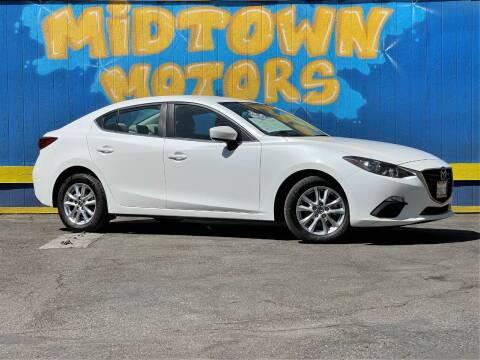 2016 Mazda MAZDA3 for sale at Midtown Motors in San Jose CA