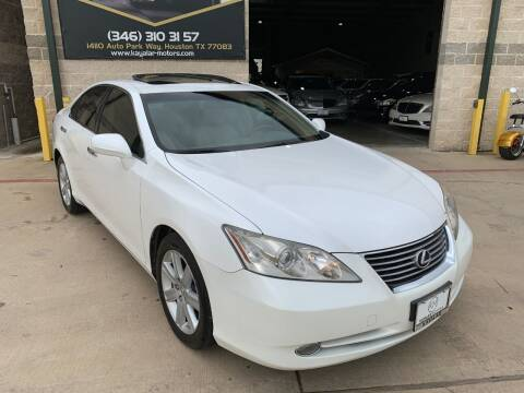 2009 Lexus ES 350 for sale at KAYALAR MOTORS in Houston TX