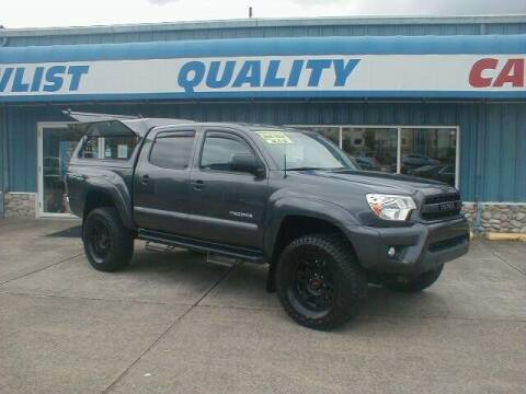 2015 Toyota Tacoma for sale at Dick Vlist Motors, Inc. in Port Orchard WA