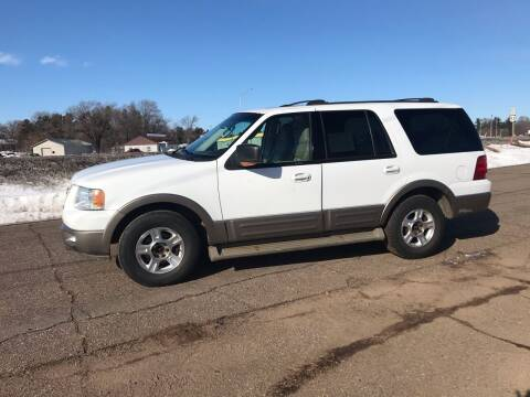 2004 Ford Expedition for sale at BLAESER AUTO LLC in Chippewa Falls WI