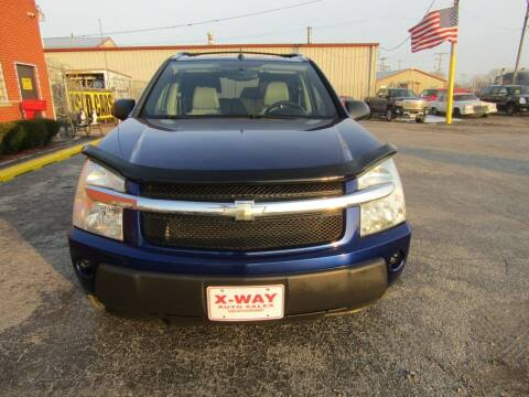 2005 Chevrolet Equinox for sale at X Way Auto Sales Inc in Gary IN