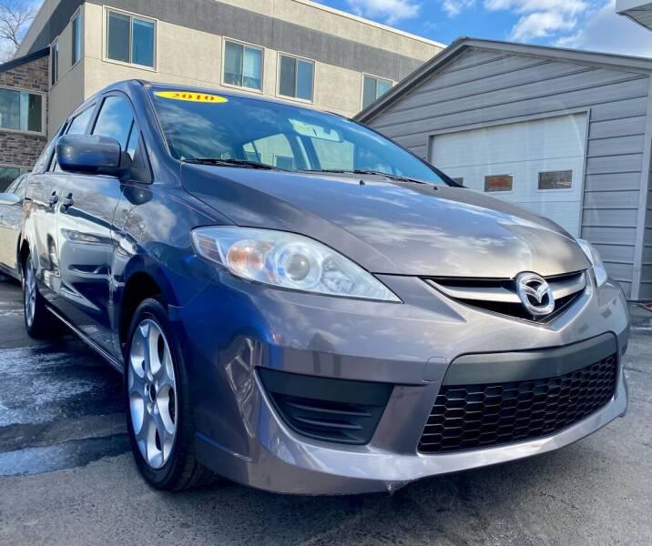 2010 Mazda MAZDA5 for sale at WOLF'S ELITE AUTOS in Wilmington DE