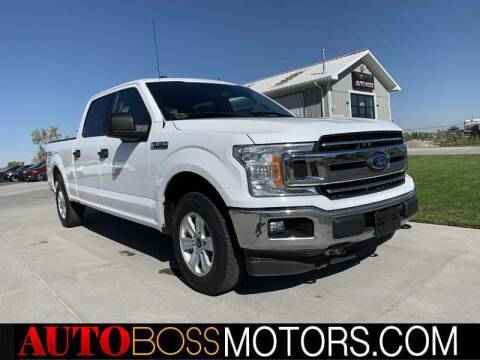 2018 Ford F-150 for sale at Auto Boss in Woodscross UT