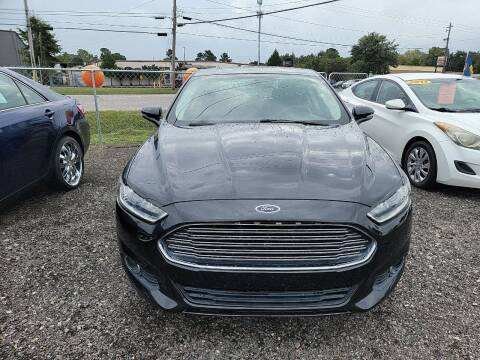 2013 Ford Fusion for sale at Dick Smith Auto Sales in Augusta GA