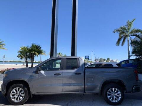2021 Chevrolet Silverado 1500 for sale at Niles Sales and Service in Key West FL