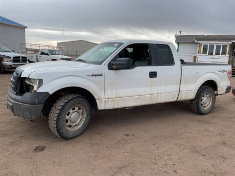 2011 Ford F-150 for sale at PYRAMID MOTORS - Fountain Lot in Fountain CO
