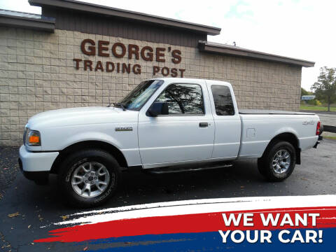 2010 Ford Ranger for sale at GEORGE'S TRADING POST in Scottdale PA