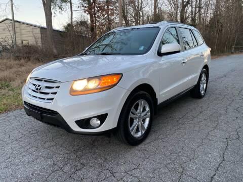 2011 Hyundai Santa Fe for sale at Speed Auto Mall in Greensboro NC