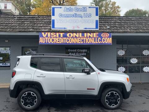 2016 Jeep Renegade for sale at Auto Credit Connection LLC in Uniontown PA