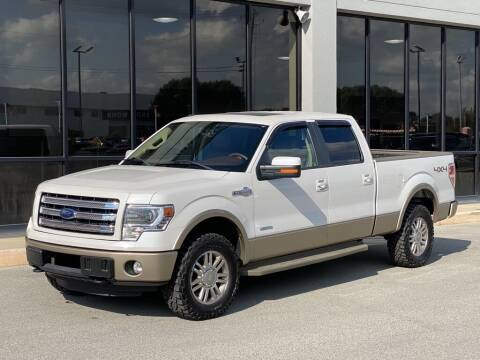 2013 Ford F-150 for sale at Coast to Coast Imports in Fishers IN