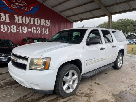2010 Chevrolet Suburban for sale at M & M Motors in Angleton TX