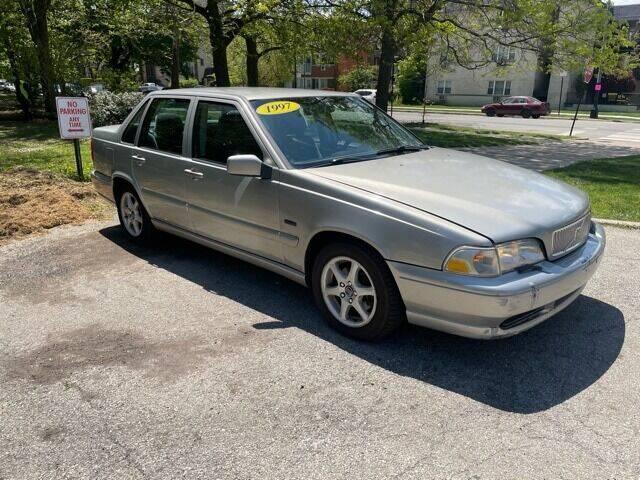 1998 Volvo S70 for sale at L & L Auto Sales in Chicago IL