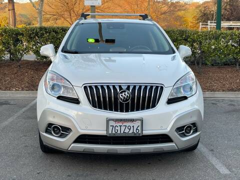 2014 Buick Encore for sale at CARFORNIA SOLUTIONS in Hayward CA