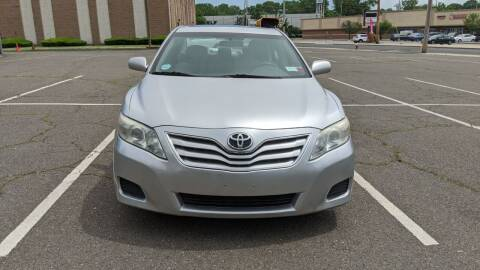 2011 Toyota Camry for sale at Shah Motors LLC in Paterson NJ