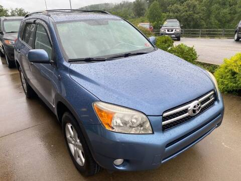 2008 Toyota RAV4 for sale at Car City Automotive in Louisa KY