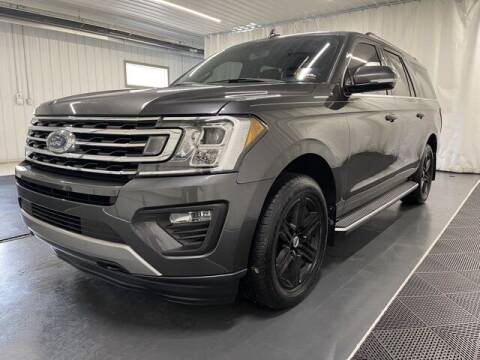 2018 Ford Expedition MAX for sale at Monster Motors in Michigan Center MI