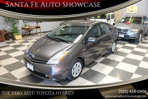 2008 Toyota Prius for sale at Santa Fe Auto Showcase in Santa Fe NM
