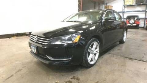 2014 Volkswagen Passat for sale at Victoria Auto Sales in Victoria MN