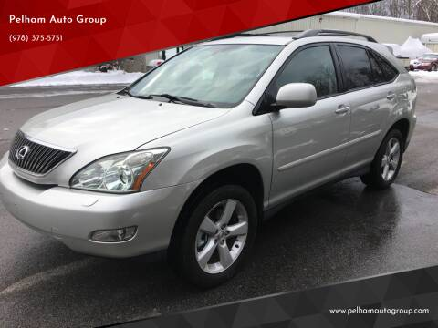 2004 Lexus RX 330 for sale at Pelham Auto Group in Pelham NH